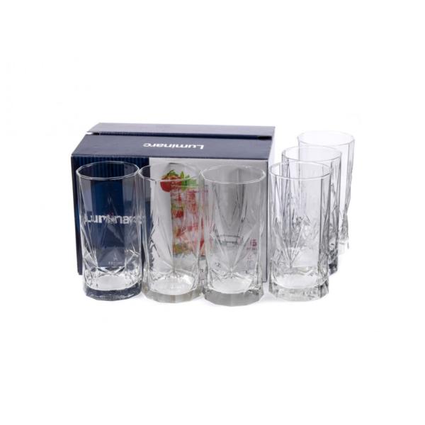 Набор стаканов РОШ 450 мл 6 шт высокие