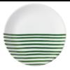 Тарелка обеденная VERDE LINEE 27 см