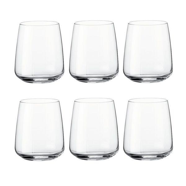 Набор стаканов NEXO 360 мл 6 шт
