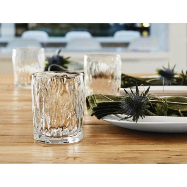 Набор стаканов BICCHIERI SOFFIATI WIND 350 мл 6 шт