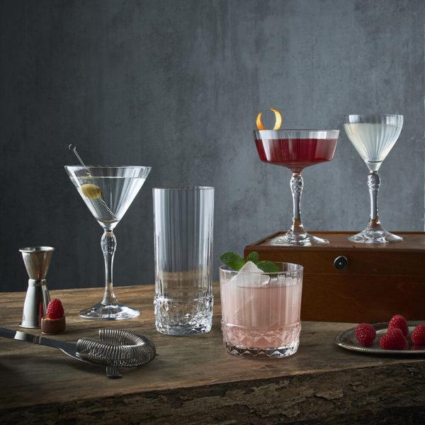 Набор стаканов AMERICA 20s 400 мл 6 шт