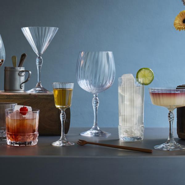 Набор стаканов AMERICA 20s 300 мл 6 шт