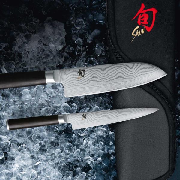 Нож SHUN CLASSIC 18 см для нарезки