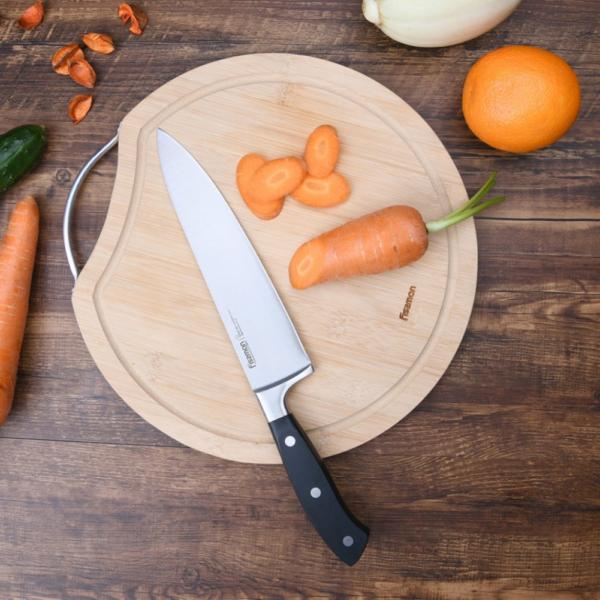 Нож CHEF DE CUISINE 20 см поварской FISSMAN