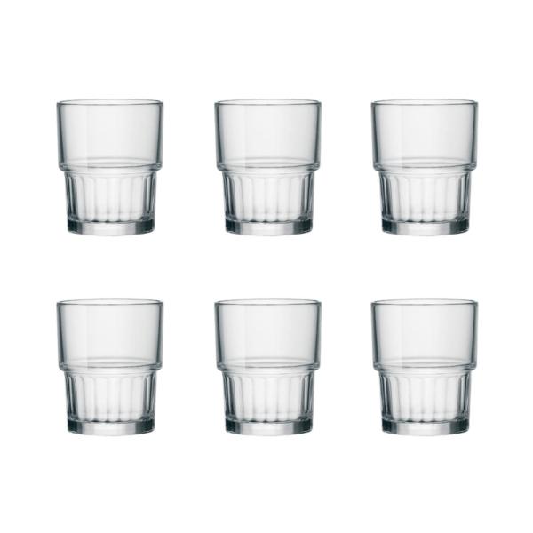 Набор стаканов LYON 210 мл 6 шт