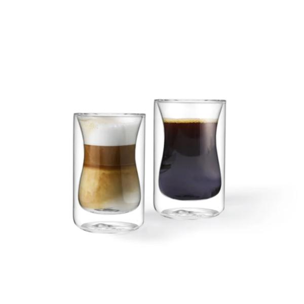 Набор стаканов IRISH с двойными стенками 200 мл 2 шт FISSMAN