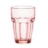 Стакан ROCK BAR 370 мл цвет розовый