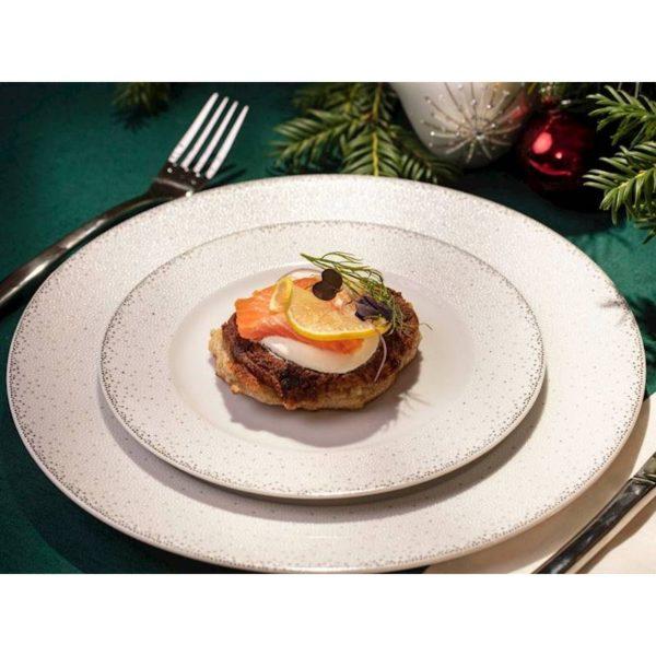 Тарелка обеденная JENNY 25 см