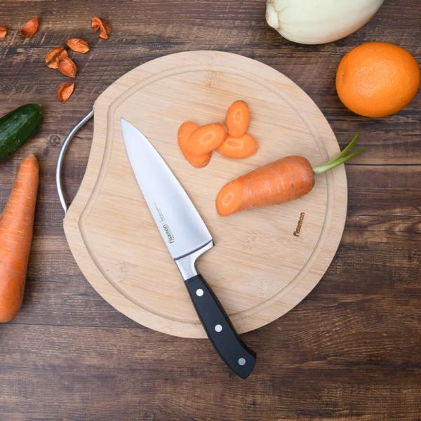 Нож CHEF DE CUISINE 15 см поварской FISSMAN