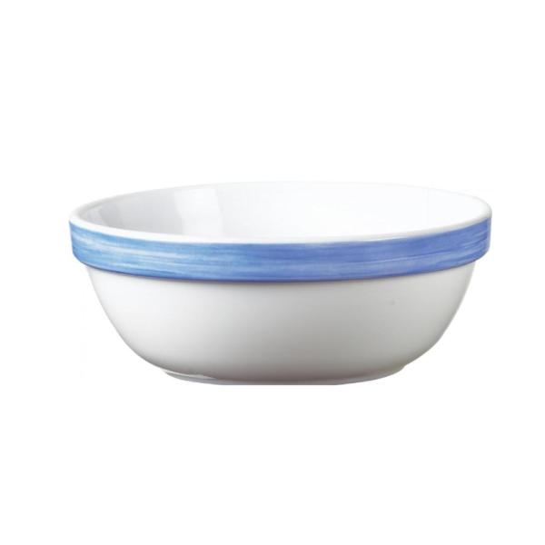 Салатник BRUSH BLUE 12 см
