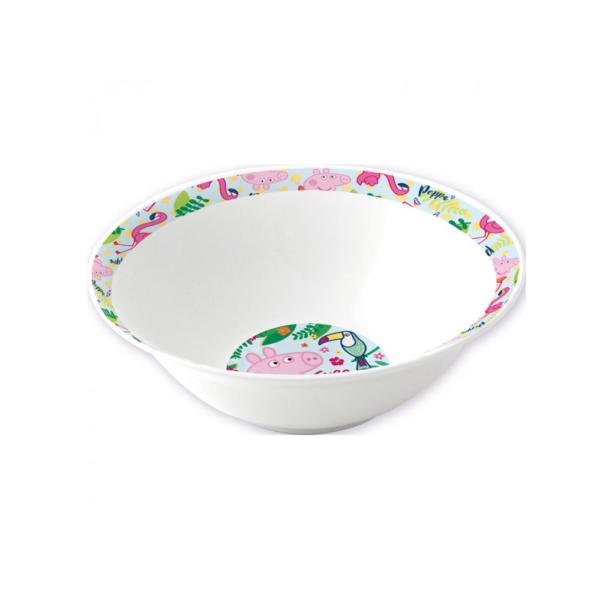 Набор посуды СВИНКА ПЕППА и ФЛАМИНГО 3 предмета